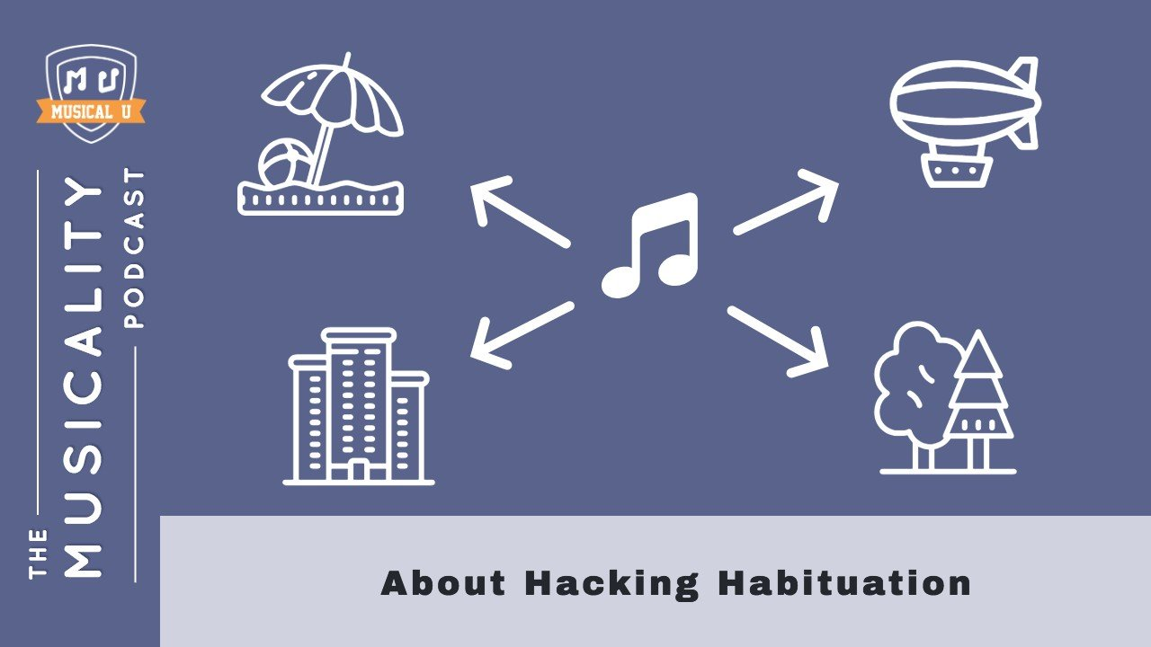 About Hacking Habituation