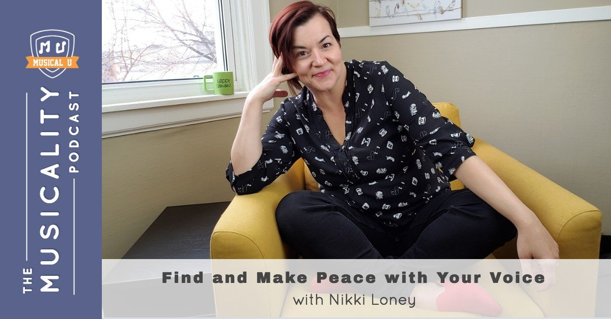 Find and Make Peace with Your Voice, with Nikki Loney