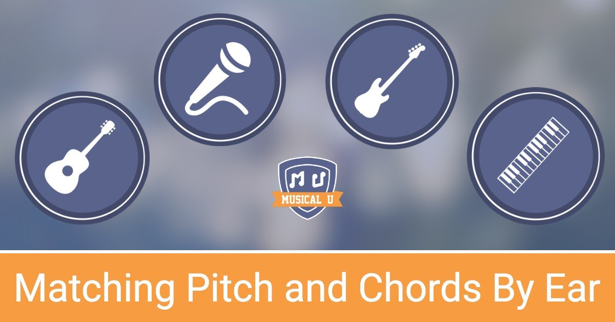 Matching Pitch and Chords By Ear: Resource Pack Preview