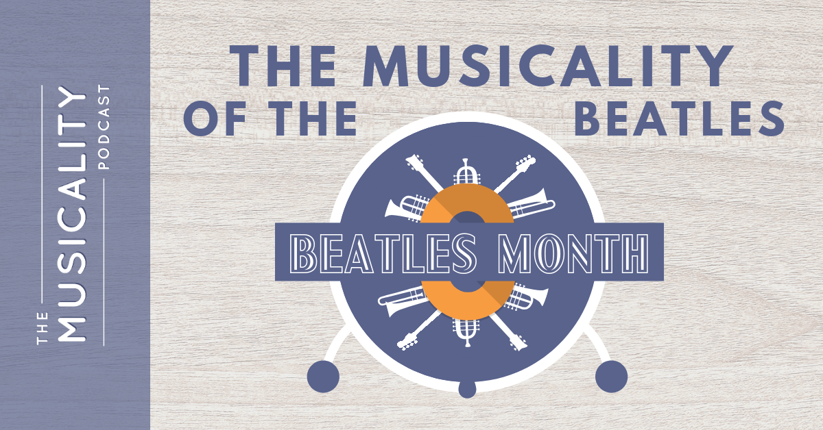 The Musicality of the Beatles