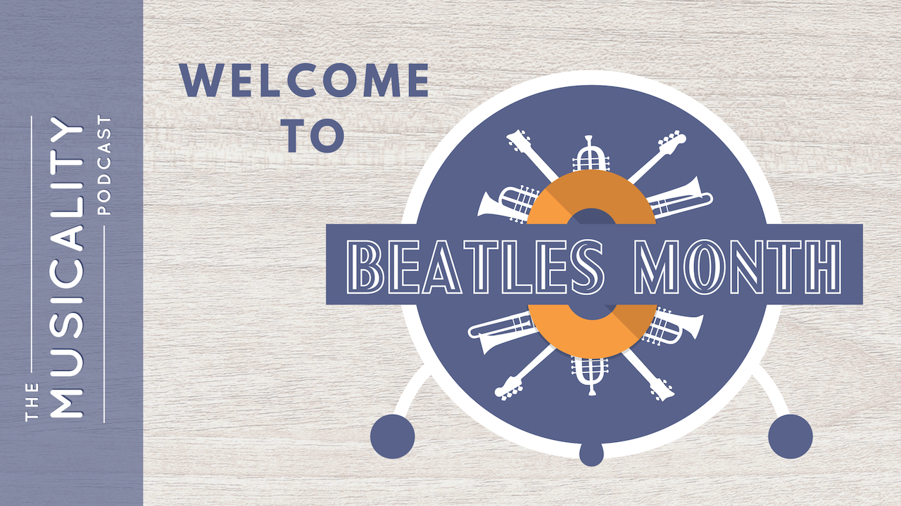 Welcome to Beatles Month