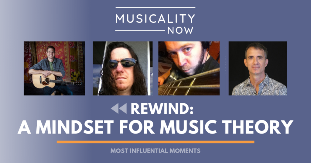 Rewind: A Mindset for Music Theory