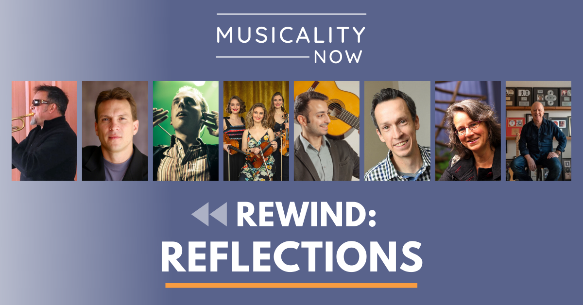 Rewind: Reflections
