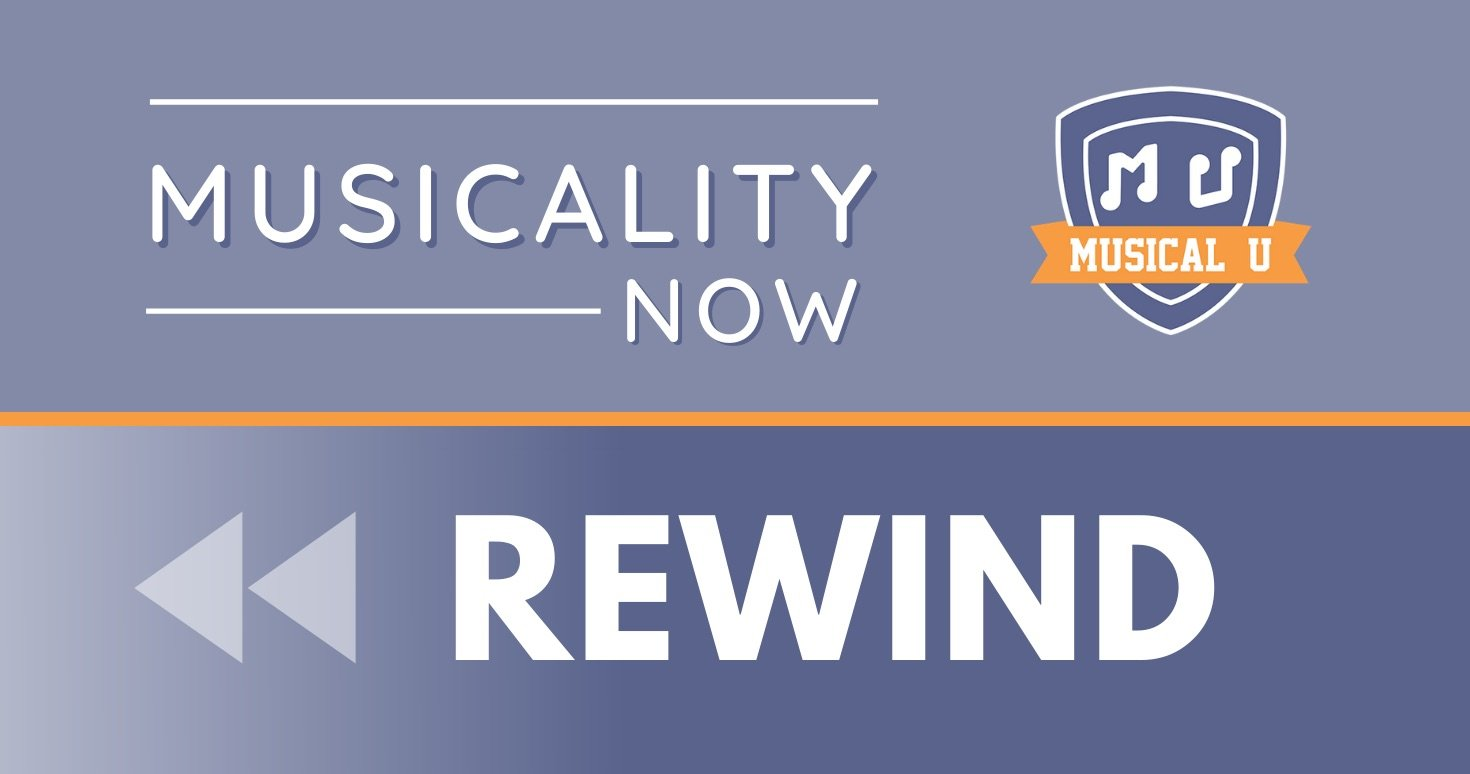 Musicality Now: Rewind