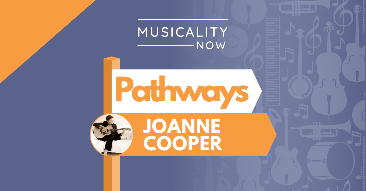 Pathways: Joanne Cooper