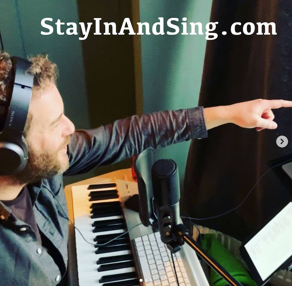 Stay In And Sing