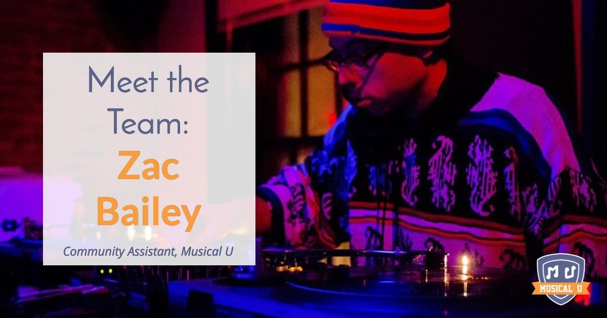 Meet the Team: Zac Bailey